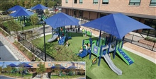 Child Care and Church Playgrounds
