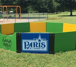 Gaga Ball Pits