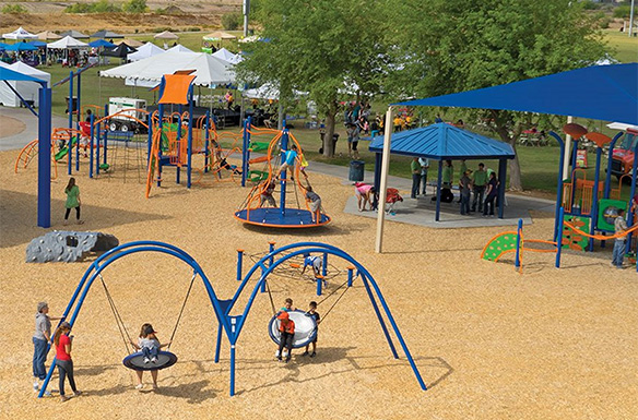 Free On-site Playground Evaluation